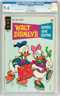 Bronze Age (1970-1979):Cartoon Character, Walt Disney's Comics and Stories #366 File Copy (Gold Key, 1971)CGC NM+ 9.6 Off-white to white pages....