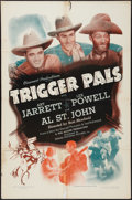 """Movie Posters:Western, Trigger Pals (Grand National, 1939). One Sheet (27"""" X 41""""). Western.. ..."""