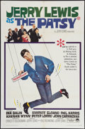 """Movie Posters:Comedy, The Patsy (Paramount, 1964). One Sheet (27"""" X 41""""). Comedy.. ..."""