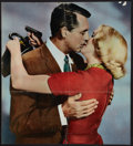 """Movie Posters:Hitchcock, North by Northwest (MGM, 1959). Promotional Item (18"""" X 20"""").Hitchcock.. ..."""