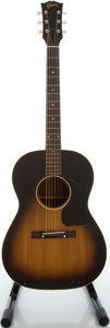 Musical Instruments:Acoustic Guitars, 1955 Gibson LG1 Sunburst Acoustic Guitar, Serial #W2769 14....