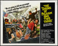 "Movie Posters:Crime, The Taking of Pelham One Two Three (United Artists, 1974). HalfSheet (22"" X 28""). Crime.. ..."