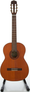 Musical Instruments:Acoustic Guitars, 1970 Alvarez by Yairi 5008 Natural Classical Guitar, Serial #1755....