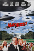 "Movie Posters:Science Fiction, Mars Attacks! (Warner Brothers, 1996). One Sheet (27"" X 40"")Advance Style A. Science Fiction.. ..."