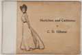 Books:Art & Architecture, Charles Dana Gibson. Sketches and Cartoons. New York: R. H. Russell. First edition. Oblong folio. Publisher's bi...
