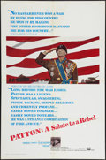 "Movie Posters:War, Patton (20th Century Fox, 1970). International One Sheet (27"" X41""). War.. ..."