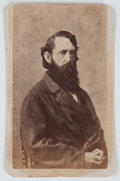 Photography:CDVs, James Fagan Carte de Visite....