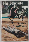 Books:Mystery & Detective Fiction, Charles Williams. The Concrete Flamingo. London: Cassell,[1960]. First UK edition, first hardcover edition. Twe...