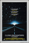 "Movie Posters:Science Fiction, Close Encounters of the Third Kind (Columbia, 1977). InternationalOne Sheet (27"" X 41""). Flat Folded. Science Fiction.. ..."