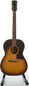 Musical Instruments:Acoustic Guitars, 1959 Gibson LG1 Sunburst Acoustic Guitar, Serial #S8783 14....