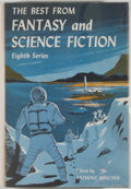 Books:Science Fiction & Fantasy, [Jerry Weist]. [Forrest J. Ackerman's copy]. Anthony Boucher [editor]. SIGNED BY BOUCHER. The Best from Fantasy and Scie...