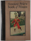 Books:Children's Books, Howard Pyle. Howard Pyle's Book of Pirates. New York: Harper& Brothers, 1921. Large quarto. 246 pages. Illustra...