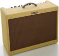 Musical Instruments:Amplifiers, PA, & Effects, Fender Blues Deluxe Tweed Guitar Amplifier, Serial #T36593....