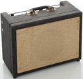 Musical Instruments:Amplifiers, PA, & Effects, Early 1960's Gretsch Guitar Amplifier, Serial #G5202....