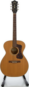 Musical Instruments:Acoustic Guitars, 1965 Guild F-30 Natural Acoustic Guitar, Serial #39079....