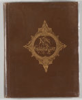 Books:Children's Books, John Ruskin. The King of the Golden River or the BlackBrothers. Boston: Lee and Shepard, 1889. Later Americanediti...