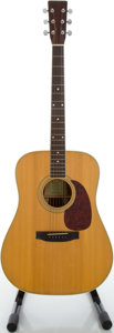 Musical Instruments:Acoustic Guitars, 1990's Martin Shenandoah Natural Acoustic Guitar....