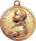 Betts Medals, Betts-418. Victories of 1759. Gilt bronze, with suspender loop.About Uncirculated. ...