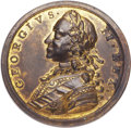 Betts Medals, Betts-416. Victories of 1758. Golden bronze. Choice AboutUncirculated. ...