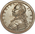 Betts Medals, Betts-418. Victories of 1759. Silver. About Uncirculated. ...