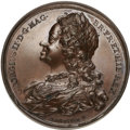 Betts Medals, Betts-427. 1760 Triumphs Everywhere. Bronze. Choice Mint State. ...