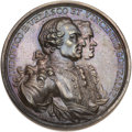 Betts Medals, Betts-443. 1762 Morro Castle. Bronze. Choice About Uncirculated....