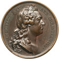 Betts Medals, Betts-444. 1763 Peace Triumphs Everywhere. Bronze. AboutUncirculated. ...