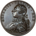 Betts Medals, Betts-441. Victories of 1762. Bronze. Mint State. ...