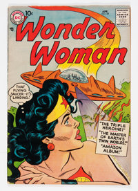 Wonder Woman #89 (DC, 1957) Condition: VG/FN