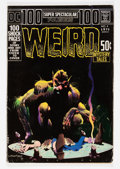 Bronze Age (1970-1979):Horror, DC 100-Page Super Spectacular #4 Weird Mystery Tales (DC, 1971)Condition: VG/FN....
