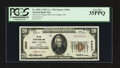 National Bank Notes:Colorado, Fort Collins, CO - $20 1929 Ty. 1 The Fort Collins NB Ch. # 5503....