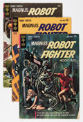 Silver Age (1956-1969):Science Fiction, Magnus Robot Fighter Group (Gold Key, 1963-72) Condition: Average VG.... (Total: 14 Comic Books)