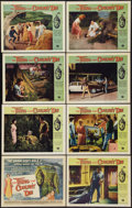 """Movie Posters:Horror, The Thing That Couldn't Die (Universal International, 1958). Lobby Card Set of 8 (11"""" X 14""""). Horror.. ... (Total: 8 Items)"""