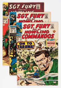 Comic Books - Assorted Silver and Bronze Age Group (Various, 1960s-'70s) Condition: VG+.... (Total: 56 Comic Books)