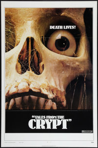 """Tales from the Crypt (Cinerama Releasing, 1972). One Sheet (27"""" X 41"""") Advance. Horror"""