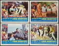 """Movie Posters:Science Fiction, Attack of the Crab Monsters (Allied Artists, 1957). Lobby Card Setof 4 (11"""" X 14""""). Science Fiction.. ... (Total: 4 Items)"""