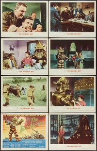 """The Invisible Boy (MGM, 1957). Lobby Card Set of 8 (11"""" X 14""""). Science Fiction. ... (Total: 8 Items)"""