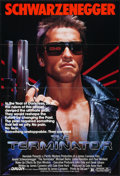 """Movie Posters:Science Fiction, The Terminator (Orion, 1984). One Sheet (27"""" X 40""""). ScienceFiction.. ..."""