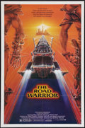 """Movie Posters:Science Fiction, The Road Warrior (Warner Brothers, 1982). One Sheet (27"""" X 41"""") Style A. Science Fiction.. ..."""