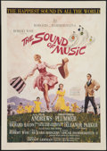 "Movie Posters:Academy Award Winners, The Sound of Music (20th Century Fox, 1965). Window Card (14"" X20""). Academy Award Winners.. ..."