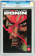 Modern Age (1980-Present):Science Fiction, Ronin #4 (DC, 1984) CGC NM/MT 9.8 White pages....