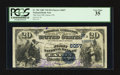 National Bank Notes:Colorado, Eaton, CO - $20 1882 Value Back Fr. 581 The First NB Ch. # (W)6057....