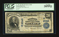 National Bank Notes:Colorado, Pueblo, CO - $20 1902 Plain Back Fr. 659 The Western NB Ch. #(W)2546. ...