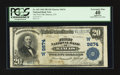 National Bank Notes:Colorado, Mancos, CO - $20 1902 Plain Back Fr. 653 The First NB Ch. #(W)9674. ...