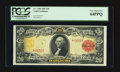 Large Size:Gold Certificates, Fr. 1180 $20 1905 Gold Certificate PCGS Very Choice New 64PPQ.. ...