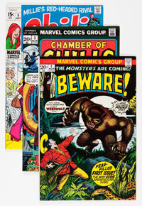 Marvel Bronze Age Double Covers Group (Marvel, 1970s) Condition: Average VF/NM.... (Total: 6 Comic Books)