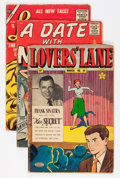 Golden Age (1938-1955):Miscellaneous, Comic Books - Assorted Golden Age Romance and Glamour Group (Various, 1950s) Condition: Average GD+.... (Total: 13 Comic Books)