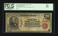 National Bank Notes:Colorado, Grand Junction, CO - $20 1902 Red Seal Fr. 639 The Grand Valley NBCh. # (W)6137. ...