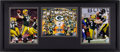 Football Collectibles:Photos, Green Bay Packers Super Bowl XLV Photograph Display....