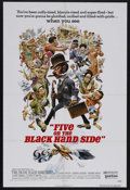 "Movie Posters:Black Films, Five on the Black Hand Side (United Artists, 1973). One Sheet (27""X 41""). Blaxploitation. Starring Clarice Taylor, Leonard ..."